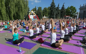 Free Yoga Classes To Resume at Embassy of India, Minsk